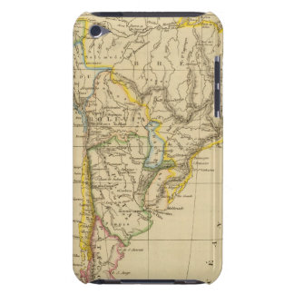 South America 18 Barely There iPod Cover