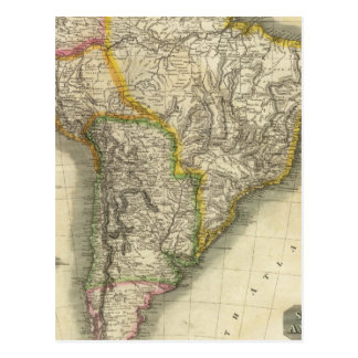 South America 19 Postcard