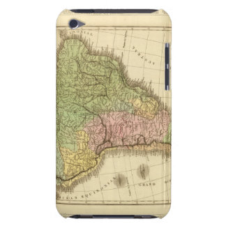 South America 20 Case-Mate iPod Touch Case