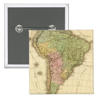 South America 20 Pin