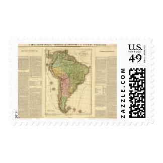 South America 20 Stamp