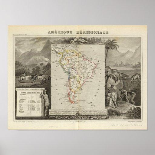 South America 21 Print