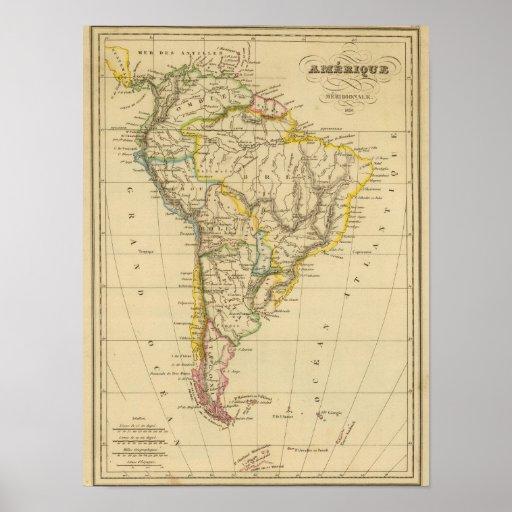 South America 22 Print