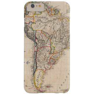 South America 25 Barely There iPhone 6 Plus Case