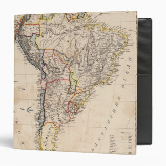 South America 25 Binders