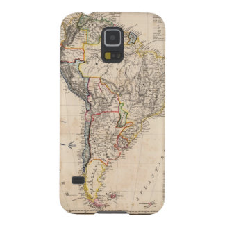 South America 25 Galaxy S5 Cover