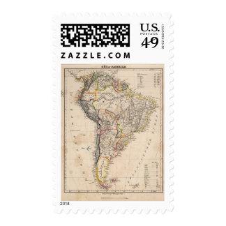 South America 25 Stamp
