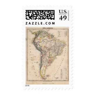 South America 25 Stamps