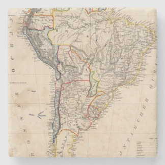 South America 25 Stone Coaster