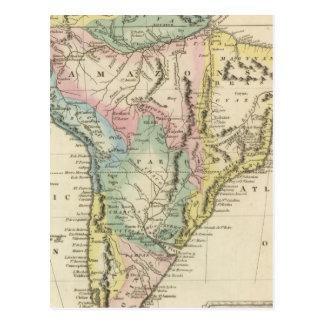 South America 26 Postcard