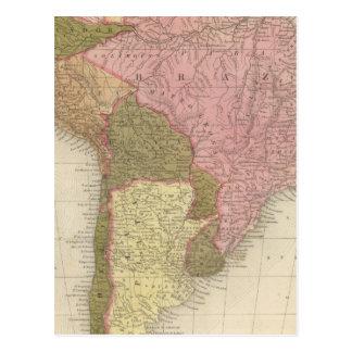 South America 29 Postcard