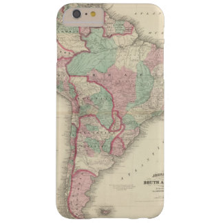 South America 2 Barely There iPhone 6 Plus Case