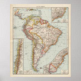 South America 2 Print
