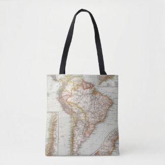 South America 2 Tote Bag