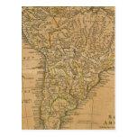 South America 31 Post Card