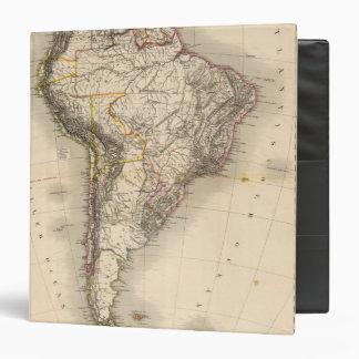 South America 32 3 Ring Binder