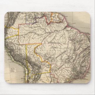 South America 32 Mouse Pad
