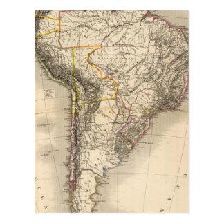 South America 32 Postcard