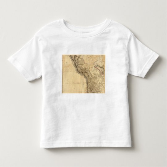 South America 34 Toddler T-shirt