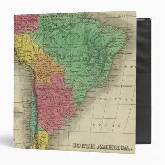 South America 37 Binders