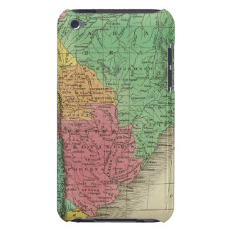 South America 37 iPod Touch Case