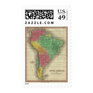South America 37 Postage Stamps