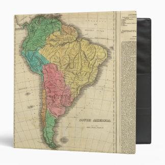 South America 39 Binder