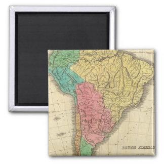South America 39 Magnet
