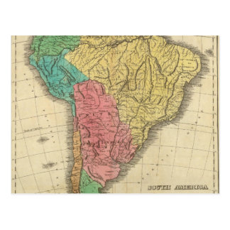 South America 39 Postcard