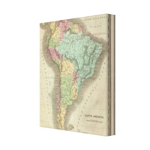 South America 42 Canvas Print