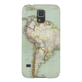 South America 42 Galaxy S5 Case