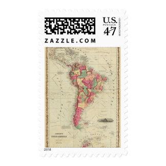 South America 4 Postage
