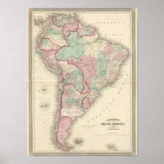 South America 4 Print