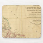 South America 5 Mouse Pad