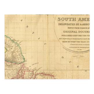 South America 5 Postcard