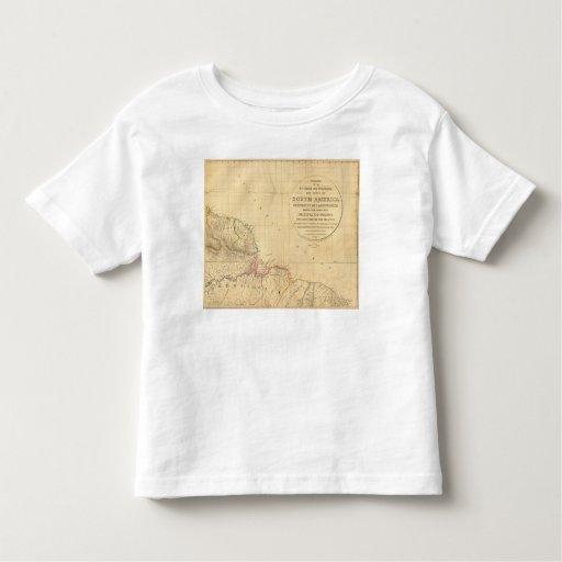 South America 5 Tshirts