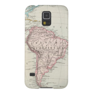 South America 6 Galaxy S5 Cover