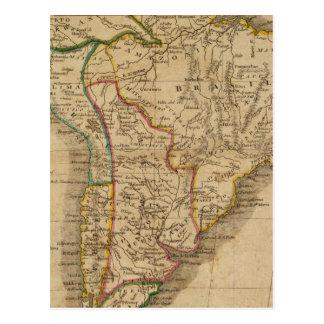 South America 7 Postcard