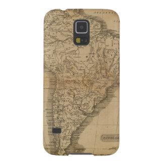 South America 8 Galaxy S5 Case