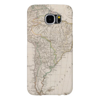 South America 8 Samsung Galaxy S6 Case