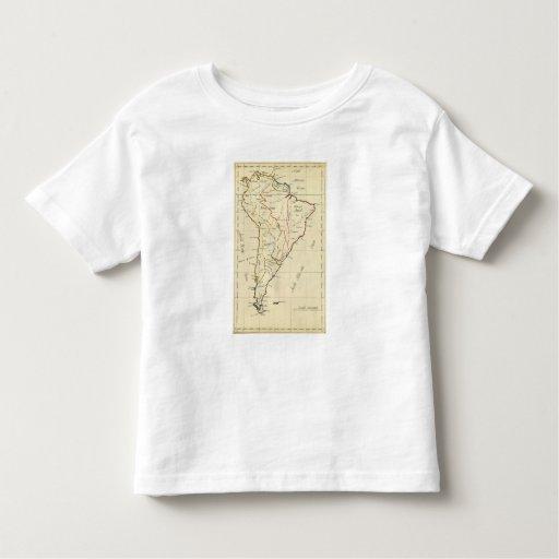 South America 9 Toddler T-shirt