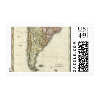 South America and West Indies Postage