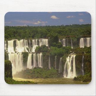 South America, Argentina, Brazil, Igwacu Falls, Mouse Pad