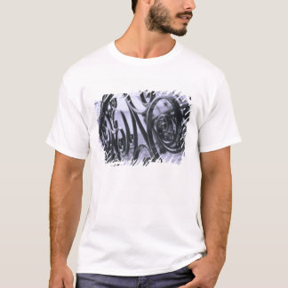 South America, Argentina, Buenos Aires. Hotel T-Shirt