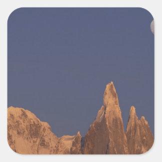 South America, Argentina, Patagonia Parque Square Sticker
