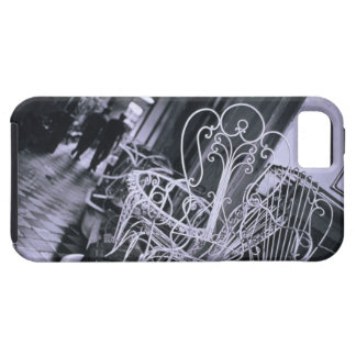 South America, Argentina, San Telno. Old chairs iPhone 5 Cases