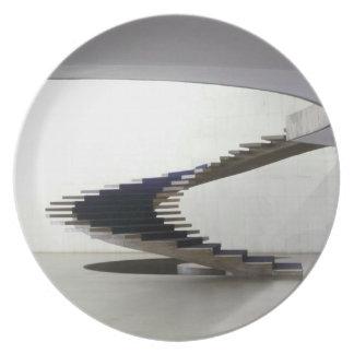 South America, Brazil, Brasilia. Interior Plates