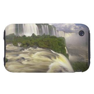 South America, Brazil, Igwacu Falls. Glorious iPhone 3 Tough Case