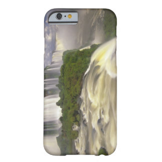 South America, Brazil, Igwacu Falls. Glorious Barely There iPhone 6 Case