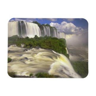 South America, Brazil, Igwacu Falls. Glorious Rectangular Photo Magnet